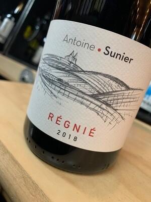 Antoine Sunier Regnie 2018