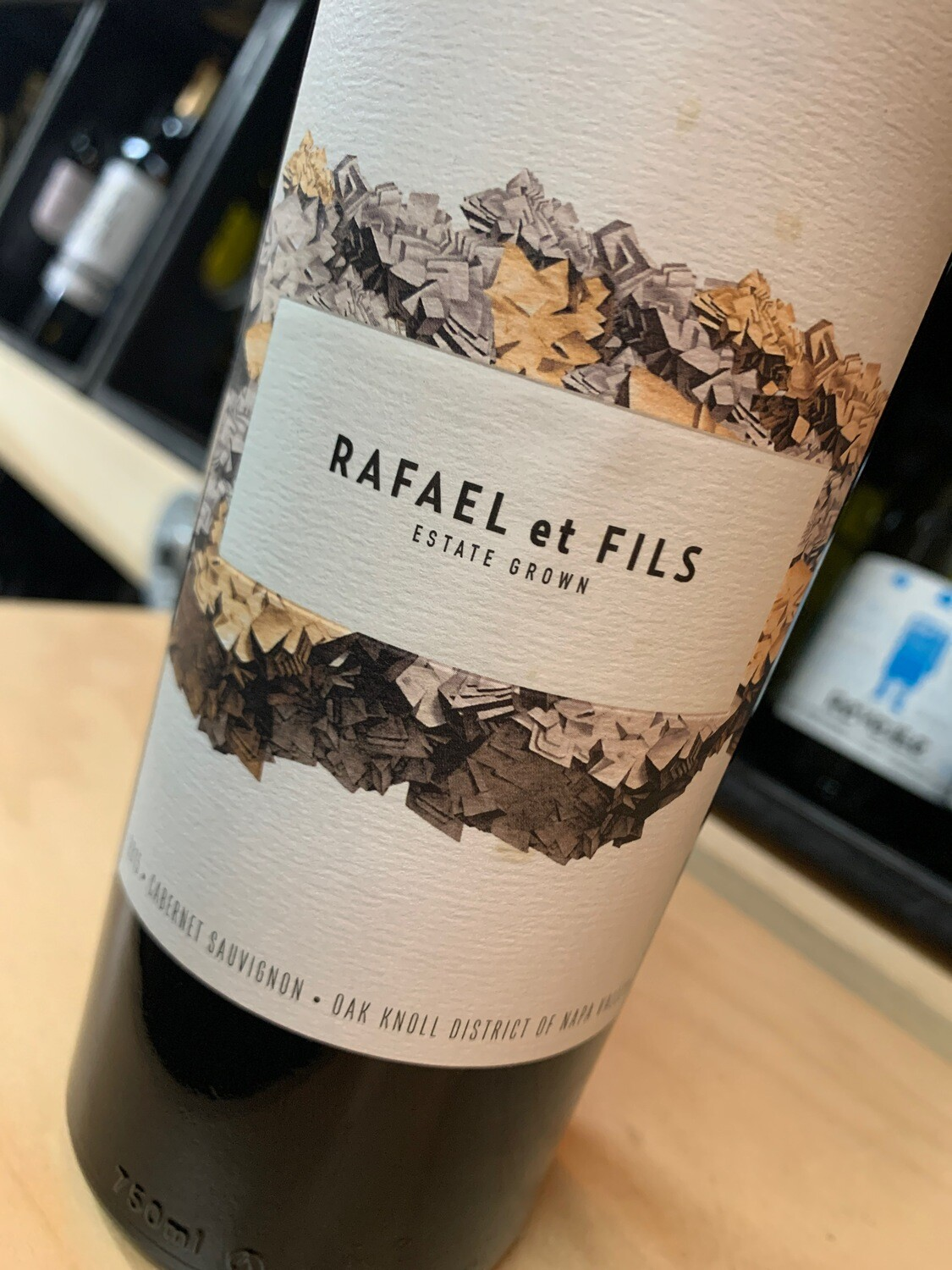 Rafael Vineyard Cabernet '15