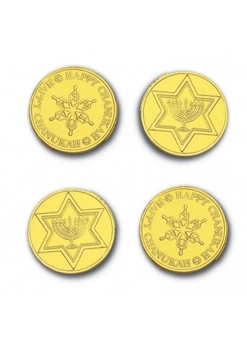 Madelaine Chanukah Coin Bags