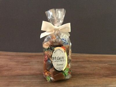 Bequet Caramel Assorted 8oz bag