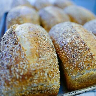 Clear Flour 7 Grain Loaf