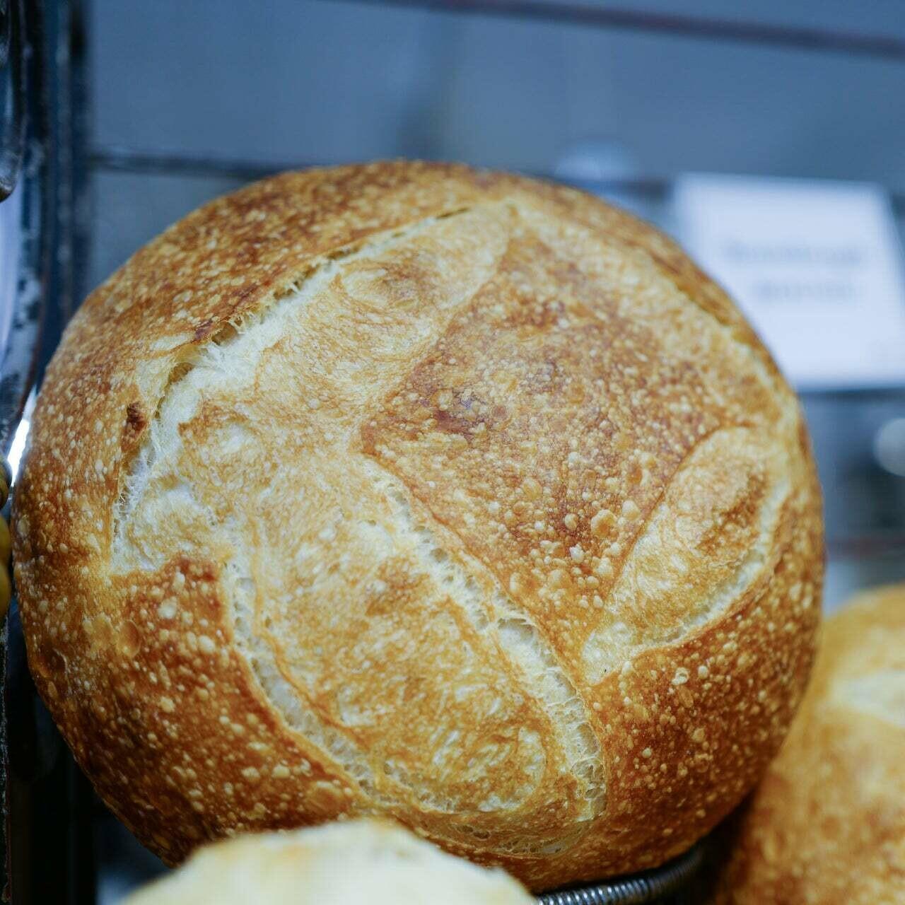 Clear Flour SD Grande Rnd 1/2