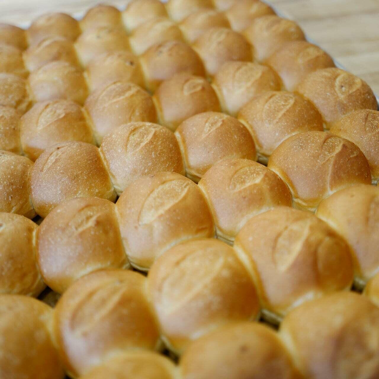 Clear Flour Roll Potato