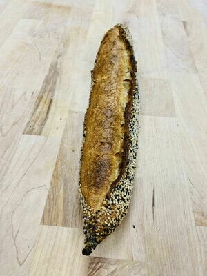 Firedog Baguette, Seeded