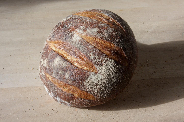 Iggy's WW Round Loaf