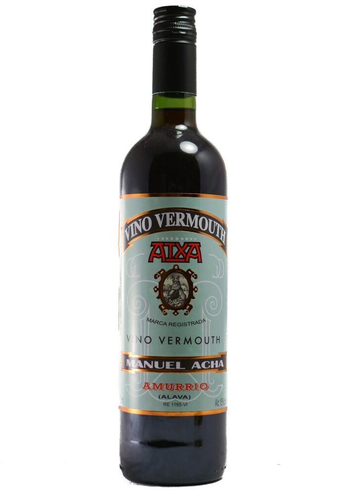 Acha Red Vermouth