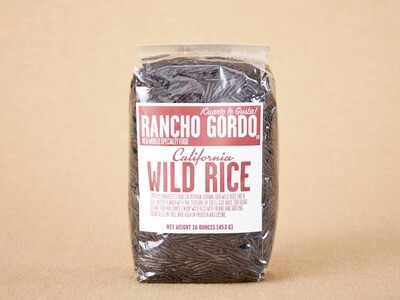 Rancho Gordo California Wild Rice