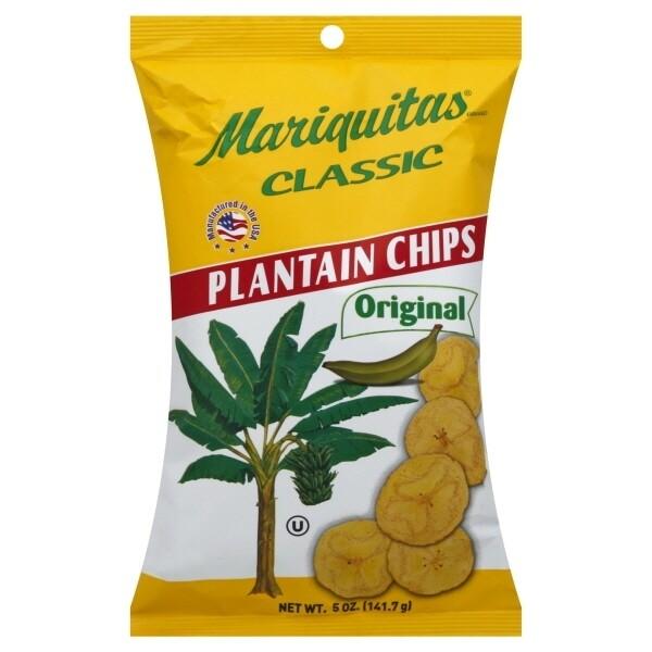 Mariquitas Plantain Chips 5oz