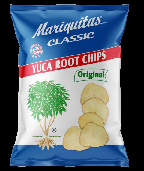 Mariquitas Yuca Root Chips
