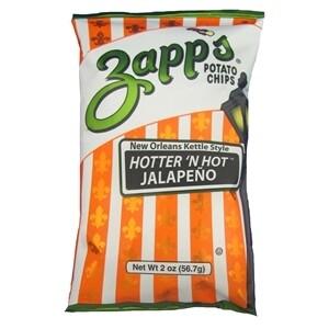 Zapp's Jalapeno Chips 2oz