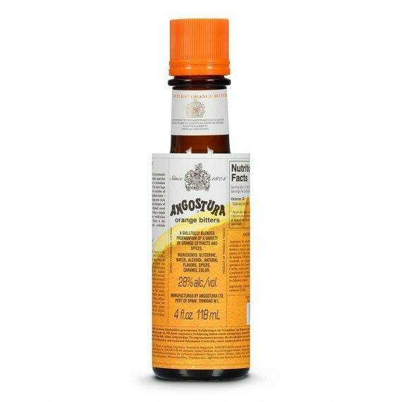 Angostura Orange Bitters 4 oz.