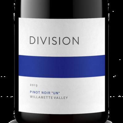 """Division Pinot Noir """"Un"""", 2019"""