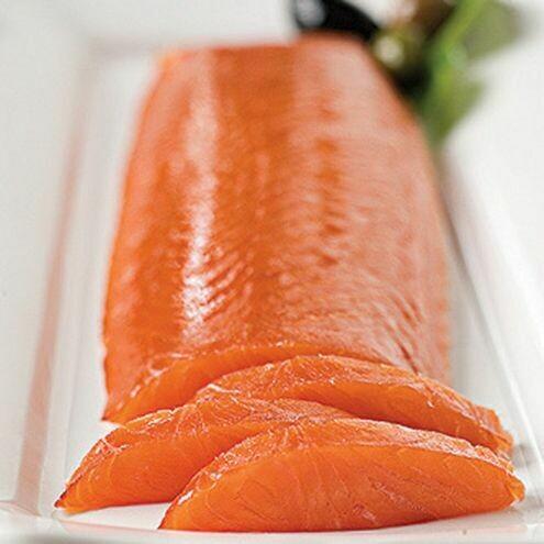 Chesapeake Smoked Salmon 4oz Pack