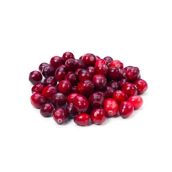 Fresh Local Cranberries (quart container)