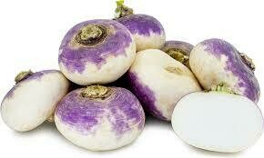 Local Turnips - 1/2 Pound