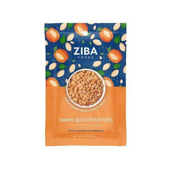 Ziba Sweet Apricot Kernels - 30g