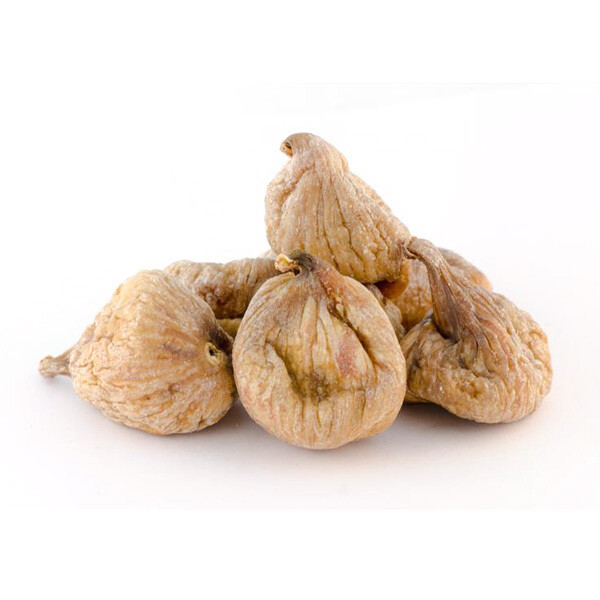 Dried Turkish Figs  - 1/2 Pound Container