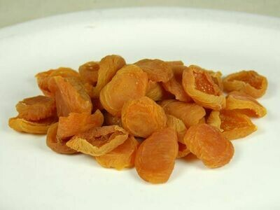Dried Blenheim Apricots - 8 oz Container