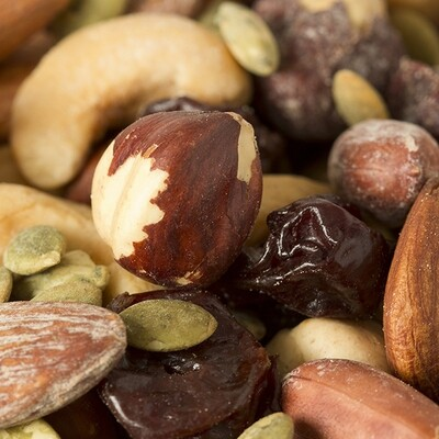 Fastachi Harvest Nut Mix - 8 oz Container