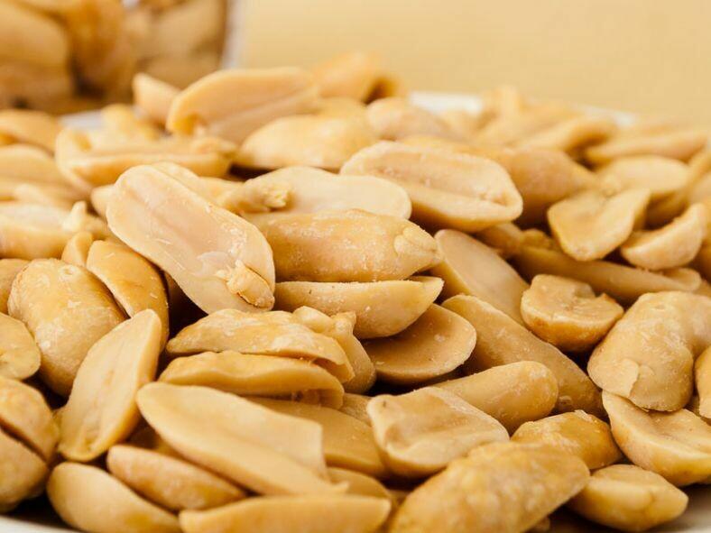 Plantation Unsalted Peanuts - 1 Pound Bag