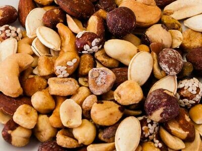 Fastachi Mixed Nuts - 8 oz Container