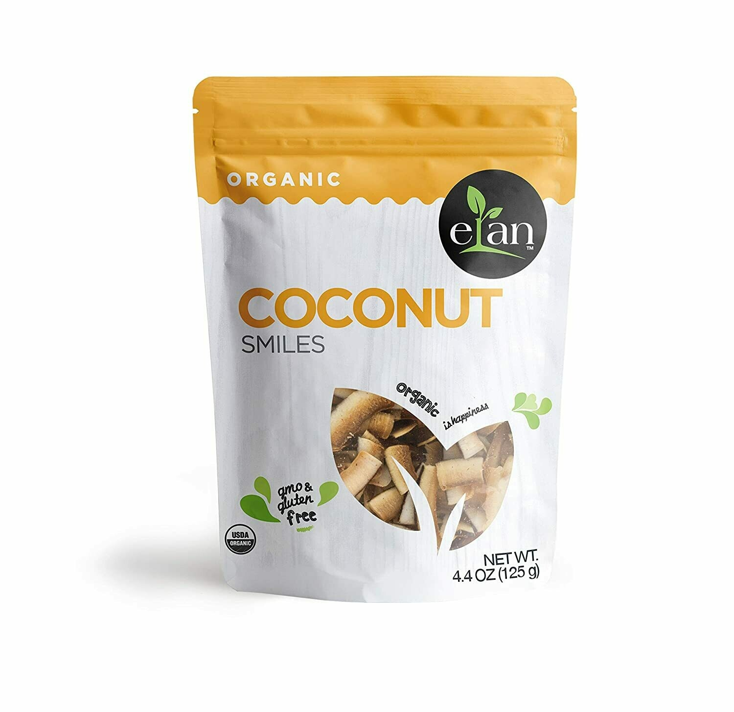 Elan Coconut Smiles - 125g