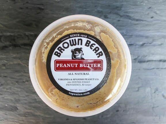 Brown Bear Creamy Peanut Butter - 16 oz