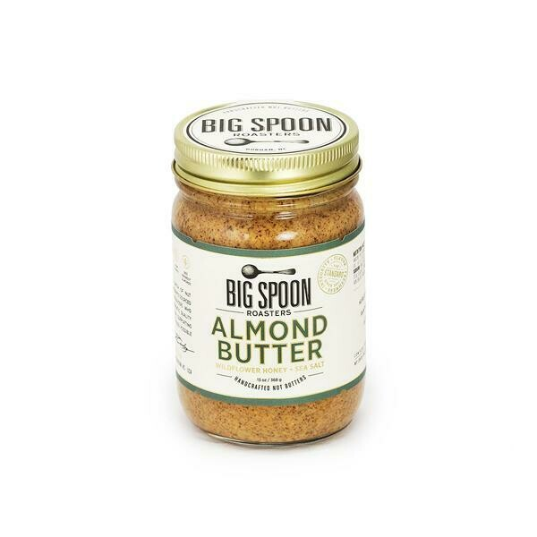 Big Spoon Almond Butter - 13 oz