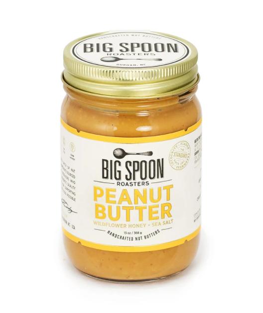 Big Spoon Peanut Butter - 13 oz