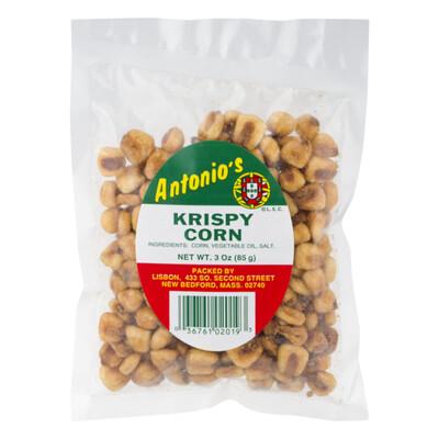 Antonio's Krispy Korn - 3 oz Bag