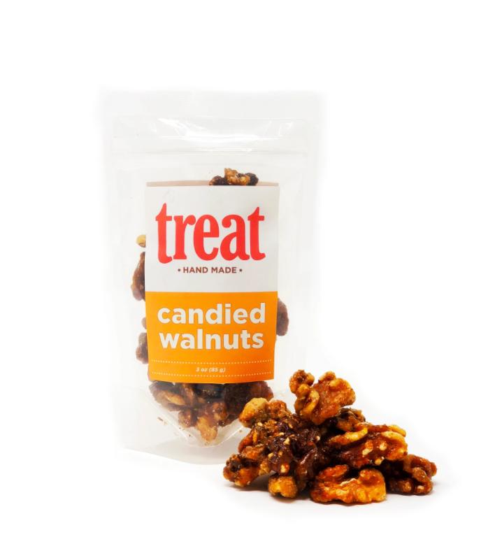 Treat Candied Walnuts - 3oz Bag