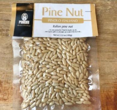 Pariani Italian Pine Nuts - 100g Bag