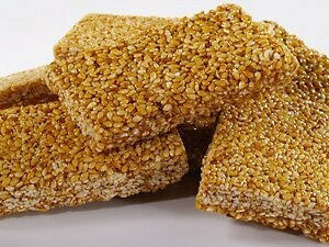 Sesame Nut Crunch - 1/2 Pound