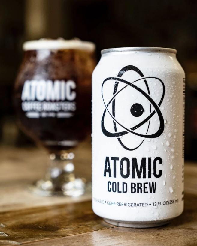 Atomic Cold Brew