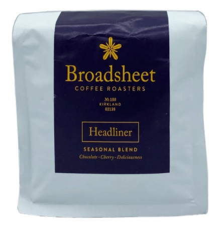 Broadsheet Headliner 12oz