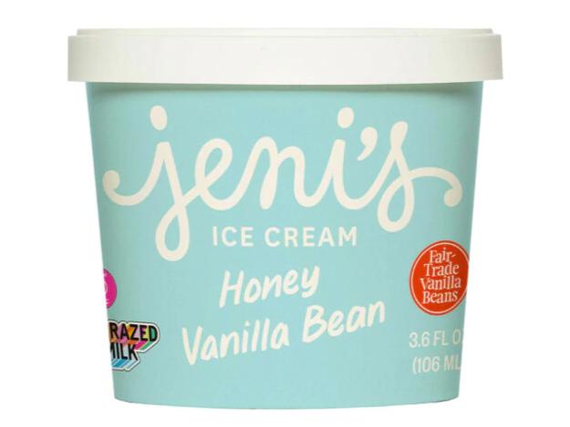 Jeni's Honey Vanilla Bean Mini