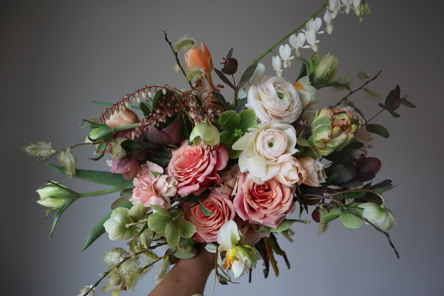 Mother's Day Bouquet, Many Graces
