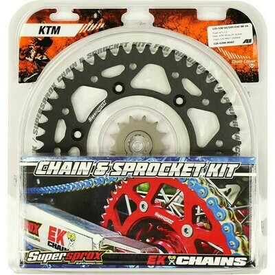 SUPERSPROX Chain and Sprocket Kit KTM SX/SXF/EXC/EXCF