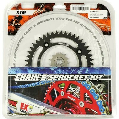 SUPERSPROX Chain and Sprocket Kit KTM 85SX