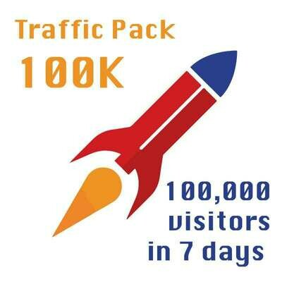 Jeremiah's Traffic Pack Pro - 100k in a week