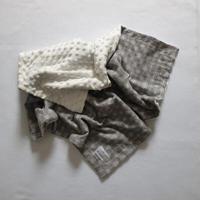 "Blanket ""Dark Grey"""