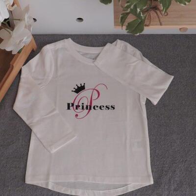 "Year 2 Shirt Long Sleeve ""Princess"""