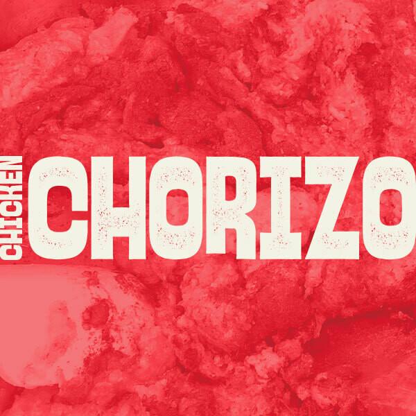 Chicken Chorizo