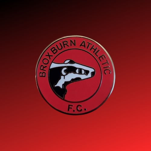 Broxburn Pin Badge