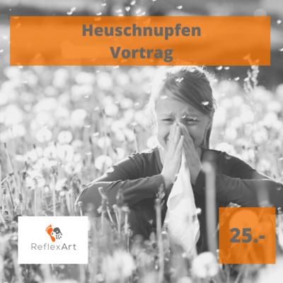 Online Vortrag - Heuschnupfen