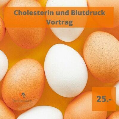 Online Vortrag - Cholesterin und Blutdruck