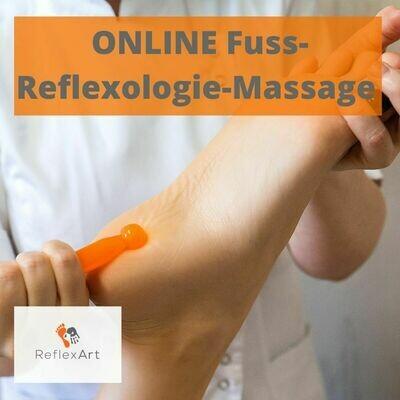 Online Kurs: Fuss-Reflexologie Massage nach Pater Josef