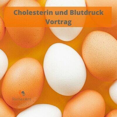 Vortrag - Cholesterin und Blutdruck