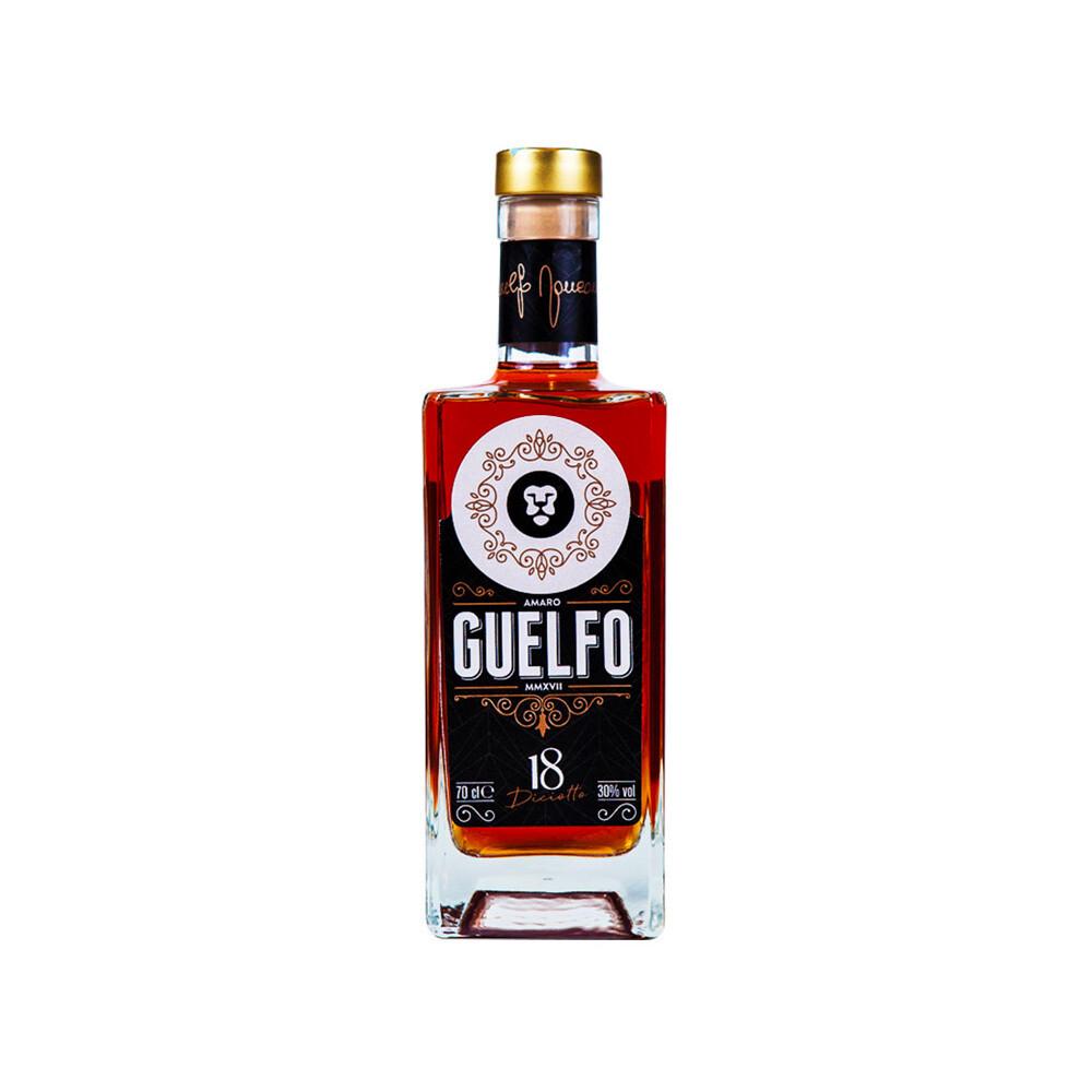 Liquore Amaro Guelfo Diciotto