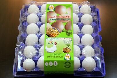 Fresh Eggs 30 Pcs/Tray (LARGE)
